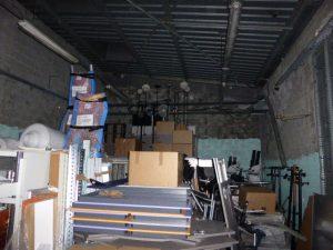 Petit aperçu des meubles et matériels récupérés