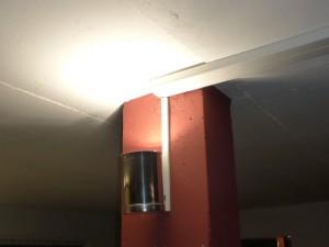 Luminaire HQI DIY