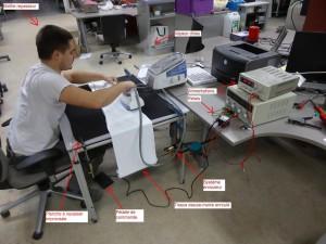 Enrouleur électrique pour tissus d'essuie-mains